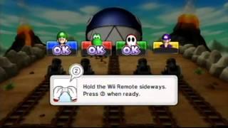 getlinkyoutube.com-Mario Party 9 Boss Rush Mode 4 Players