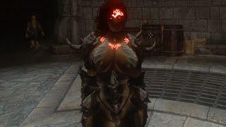 Sexy skyrim play through dawngard part 1