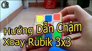 getlinkyoutube.com-Hướng Dẫn Xoay Rubik 3x3 | Xoay Chậm | Phần 2 | Tầng 2 & Tầng 3