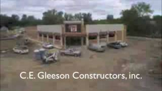 getlinkyoutube.com-Gleeson Constructors building a Walgreens in only 78 days
