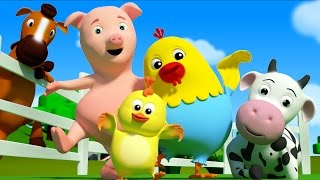 getlinkyoutube.com-If You're Happy And You Know It | Nursery Rhymes For Kids | Baby Songs For Childrens
