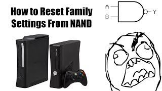getlinkyoutube.com-How to Bypass/Reset Family Settings From NAND (Xbox 360)