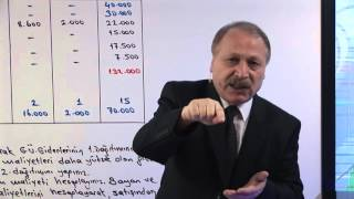 getlinkyoutube.com-Maliyet Muhasebesi Kademeli Dağıtım