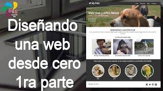 getlinkyoutube.com-Diseñando una web responsive desde 0 (sin plugins ni framewoks), HTML y CSS - 1ra parte