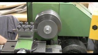 getlinkyoutube.com-How To make a Compressor/Turbine blade