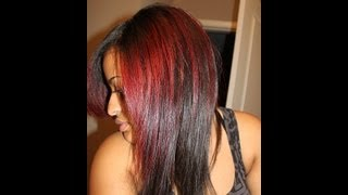 getlinkyoutube.com-Braidless Sew-in