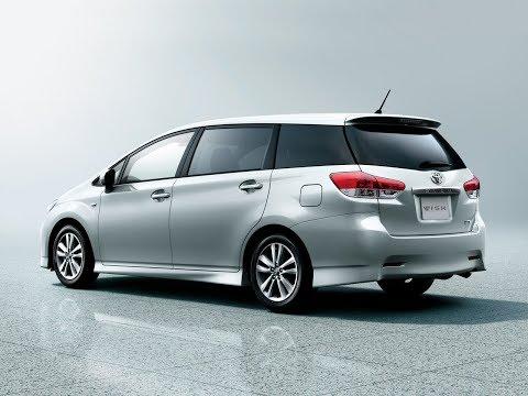 Toyota Wish 2009 год Установка предпускового подогревателя Лунфей