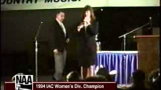 Marcy Goldring, 1994 International Auctioneer Champion
