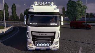 getlinkyoutube.com-Euro Truck Simulator 2 - DAF XF EURO 6 COMBO PACK
