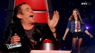 getlinkyoutube.com-LIV - The Voice 2014 France - Amazing LET IT BE - The Beatles - HD