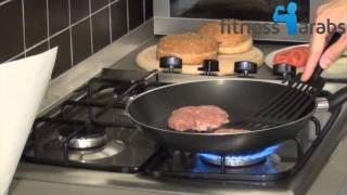 getlinkyoutube.com-وجبة هامبورجر صحية وسهلة لتكبير العضلات