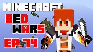 [Minecraft : Bedwars] EP.74 เทพบุตรหมัดเดียวจอด w/Kutcha CastingGame