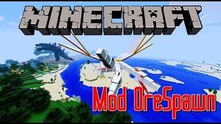Minecraft Mod OreSpawn : มอนเตอร์ อะเหรอทุกอย่างรวมไว้ที่นี้หมดแล้ววว