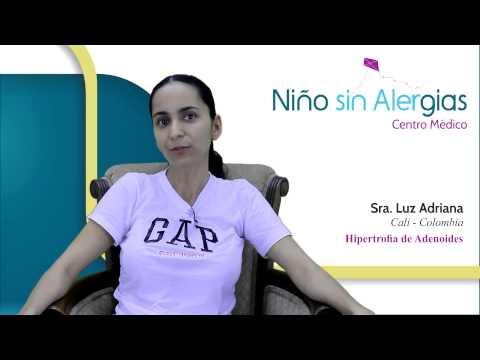 Luz Adriana - Hipertrofia de adenoides