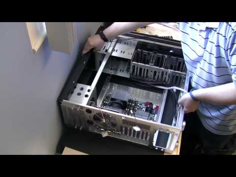 Dual Intel Xeon E5520 Workstation Computer Build