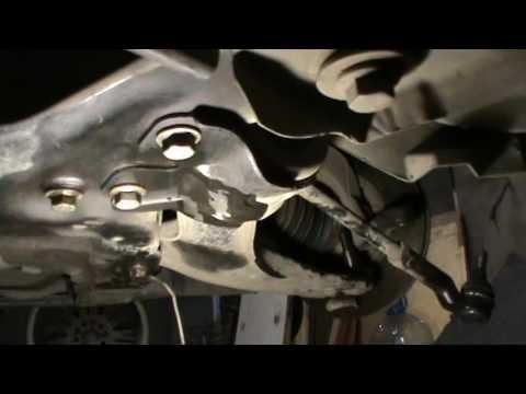 Снимаем передний рычаг Ford Mondeo