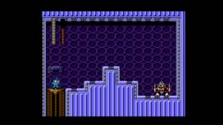 getlinkyoutube.com-Mega Man 3 Robot Master Gauntlet/Boss Rush (No energy tanks, buster only)