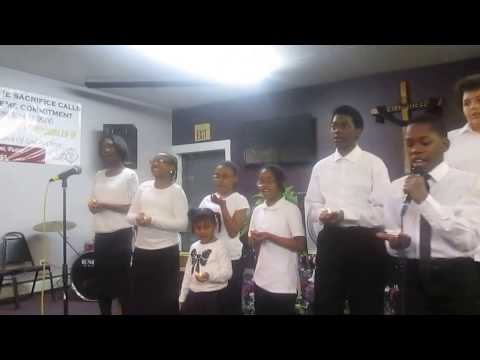 Beth-El North COGIC of Kingston NY: Youth Choir