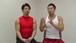 getlinkyoutube.com-「松下体幹インナーマッスルトレーニング(道具なし) VS 新松下体幹インナーマッスルトレーニング(道具あり)」