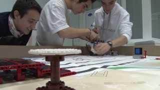 Reportatge Robots Lego La Salle Mollerussa 2013