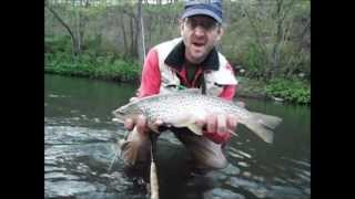 getlinkyoutube.com-Fly Fishing Caddis Pupa with Jim Misiura