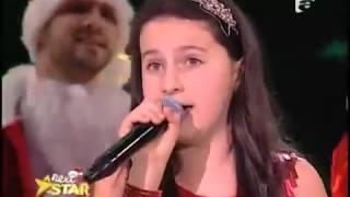 getlinkyoutube.com-Teodora Sava - All I want for Christmas ( cover ) -Next Star