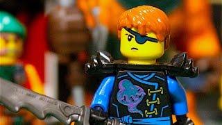 getlinkyoutube.com-LEGO NINJAGO Piracy! Episode 11 - Cole vs Jay
