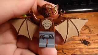 getlinkyoutube.com-Lego The Walking Dead Minifigure Updates and Custom DC Minifigures