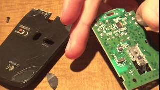 Wireless Mouse Teardown