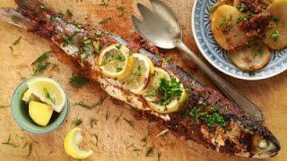 البورى بالصلصة الخاصة و كزبرية السمك - مطبخ اسيا