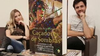 LIVE: ENCONTRO DE FÃS DOS CAÇADORES DE SOMBRAS (IDRIS BR)