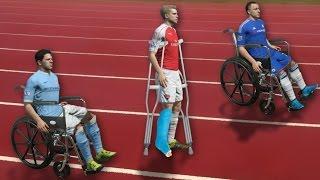getlinkyoutube.com-Slowest players in FIFA 16 Speed Test