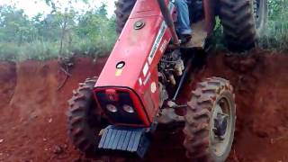 Teste Driver Massey  255 4x4