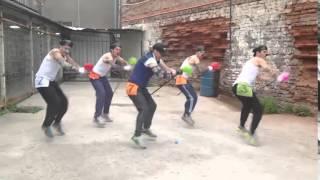 getlinkyoutube.com-El Caballito de palo (El Baile del Verano por Julio Zúñiga).