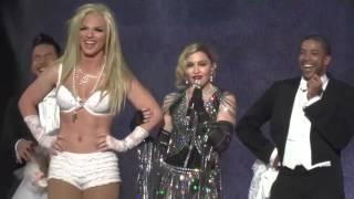 getlinkyoutube.com-Derrick Barry & Madonna Unapologetic Bitch @ Rebel Heart Tour 9.28.15