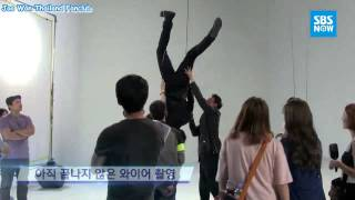 getlinkyoutube.com-[Thaisub] 1st Teaser's Yong Pal Making Film