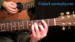 Happy XMAS (War Is Over) Guitar Lesson - John Lennon - Chords