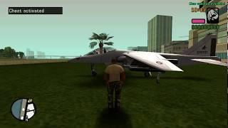 getlinkyoutube.com-Gta VCS - jetpack, hydra and fllying cars!!