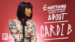 getlinkyoutube.com-Cardi B - Everything You Need To Know