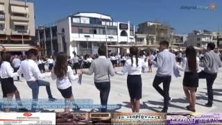 Παραδοσιακοί χοροί από το 1ο Γυμνάσιο - 25η Μαρτίου, Αλμυρός 2017