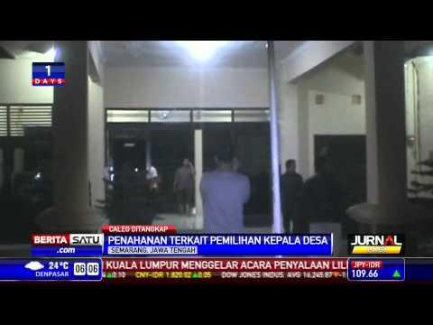 Caleg PKS Ditangkap Tim Kejari Kabupaten Semarang