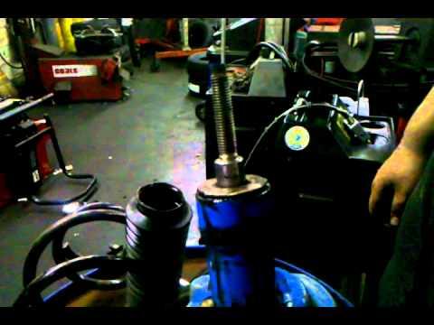 Blown tokico struts for taurus sho
