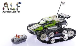getlinkyoutube.com-Lego Technic 42065 RC Tracked Racer - Lego Speed Build Review