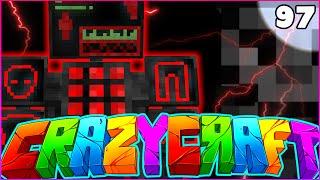 "getlinkyoutube.com-Minecraft CRAZY CRAFT 3.0 SMP - ""OUR FIRST VILLAIN"" - Episode 97"