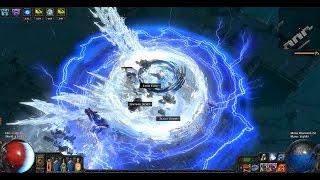 getlinkyoutube.com-Path of Exile - CoC Cyclone