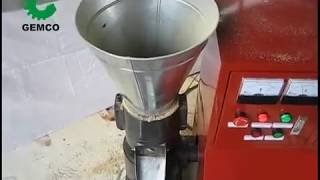 getlinkyoutube.com-Best Pellet Mill Machinery, Mini Pellet Mill, Press, Machine, Wood Pellets, Biomass