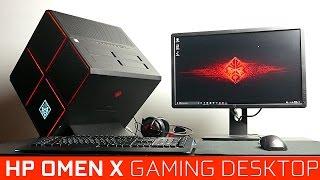 getlinkyoutube.com-HP Omen X 4k Gaming Desktop