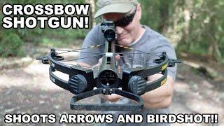 getlinkyoutube.com-Crossbow Shotgun! Zubin X340