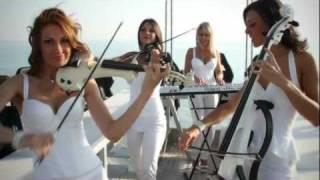 getlinkyoutube.com-Amadeus (Electric Quartet) - UP! We celebrate You