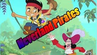 getlinkyoutube.com-Jake and The Never Land Pirates Game - Never Land Pirates - Go Diego Go, Bubble Guppies!